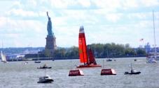 SailGP 2019 se Celebró en la Bahía del Hudson en la Ciudad de New York_10