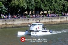 SailGP 2019 se Celebró en la Bahía del Hudson en la Ciudad de New York_12
