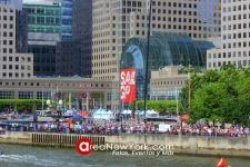 SailGP 2019 se Celebró en la Bahía del Hudson en la Ciudad de New York_16