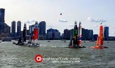 SailGP 2019 se Celebró en la Bahía del Hudson en la Ciudad de New York_18