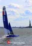 SailGP 2019 se Celebró en la Bahía del Hudson en la Ciudad de New York_21