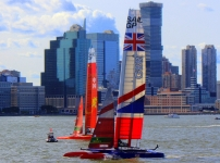 SailGP 2019 se Celebró en la Bahía del Hudson en la Ciudad de New York_22