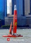 SailGP 2019 se Celebró en la Bahía del Hudson en la Ciudad de New York_23