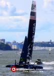 SailGP 2019 se Celebró en la Bahía del Hudson en la Ciudad de New York_24
