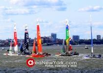 SailGP 2019 se Celebró en la Bahía del Hudson en la Ciudad de New York_29