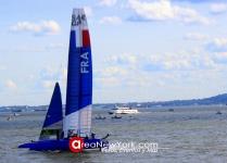 SailGP 2019 se Celebró en la Bahía del Hudson en la Ciudad de New York_30