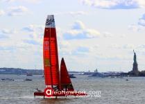 SailGP 2019 se Celebró en la Bahía del Hudson en la Ciudad de New York_32