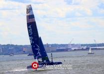SailGP 2019 se Celebró en la Bahía del Hudson en la Ciudad de New York_34