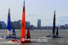 SailGP 2019 se Celebró en la Bahía del Hudson en la Ciudad de New York_36