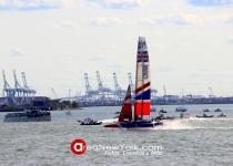 SailGP 2019 se Celebró en la Bahía del Hudson en la Ciudad de New York_38