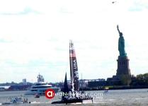 SailGP 2019 se Celebró en la Bahía del Hudson en la Ciudad de New York_45