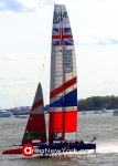 SailGP 2019 se Celebró en la Bahía del Hudson en la Ciudad de New York_46