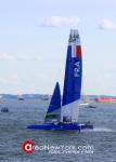 SailGP 2019 se Celebró en la Bahía del Hudson en la Ciudad de New York_48