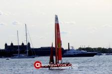 SailGP 2019 se Celebró en la Bahía del Hudson en la Ciudad de New York_49