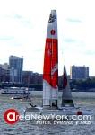 SailGP 2019 se Celebró en la Bahía del Hudson en la Ciudad de New York_52