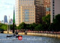 SailGP 2019 se Celebró en la Bahía del Hudson en la Ciudad de New York_53