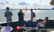 SailGP 2019 se Celebró en la Bahía del Hudson en la Ciudad de New York_5