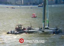SailGP 2019 se Celebró en la Bahía del Hudson en la Ciudad de New York_6