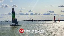 SailGP 2019 se Celebró en la Bahía del Hudson en la Ciudad de New York_8