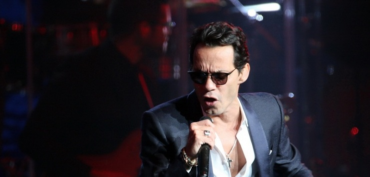 "Marc Anthony presentó su ""Private Colletion"" en el Radio City, New York"