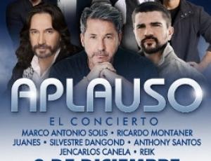 """LaMusica, Zeta 92.3FM y Félix Cabrera Concert Series presentan """"Aplauso 2016"""" en el sur de la Florida"""