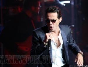 """Marc Anthony presentó su """"Private Colletion"""" en el Radio City, New York"""
