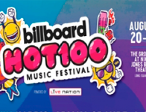 Ariana Grande, Calvin Harris, J. Cole, Martin Garrix y Fetty Wap encabezan el 2o. Billboard Hot 100 Music Festival anual.